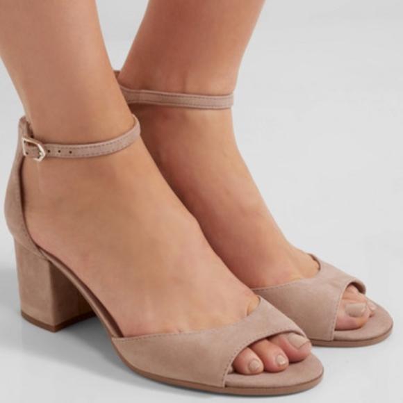 ed4cbbace3ff63 Sam Edelman Susie suede sandals. M 5aed4afca6e3ea59f523bb89